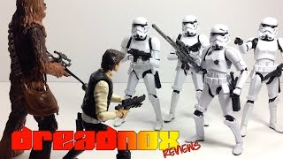 Star Wars Black Series Amazon Exclusive 4-pack w/ Clone Trooper Stormtrooper Figure Set Review