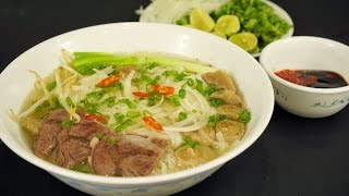 Vietnamese Beef Noodle Soup Recipe (Phở  Bò) - NPFamily Recipes