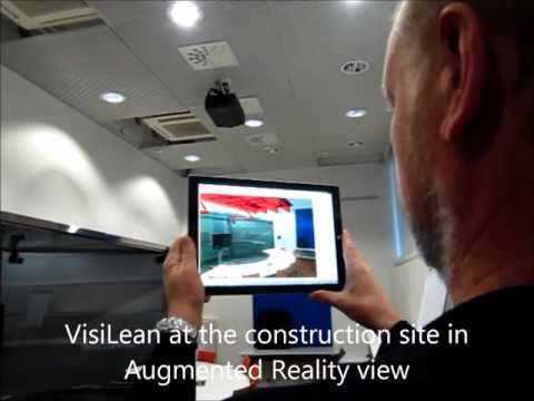 VisiLean - BIM Based Lean Construction in Augmented Reality View