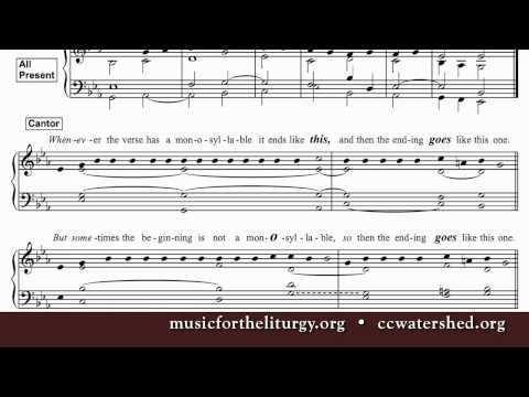 Free PDF Catholic Alleluia • Garnier Gospel Acclamations