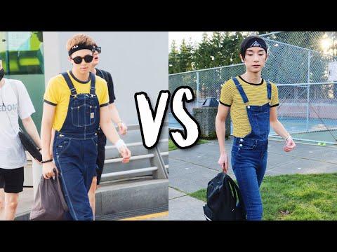 I Dressed like BTS for a Week! (J-Hope,...