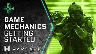 Warface - Tutorial - Getting started with Warface