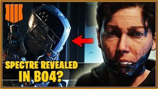 Did SPECTRE get revealed in BLACK OPS 4...? (The Secret behind the BO4 Specialists Stories)