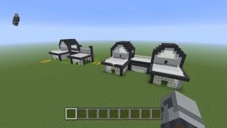 Minecraft: How To Make An Easy Modern House
