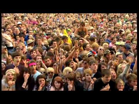 Lady Gaga- Glastonbury Festival 2009