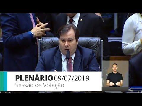 [AO VIVO] Câmara dos deputados vota reforma da previdência