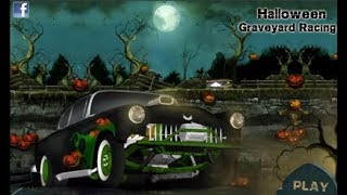 Halloween Graveyard Racing Game Walkthrough