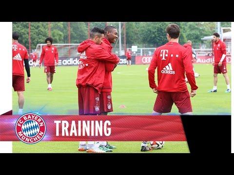 ReLive Training FC Bayern Mai