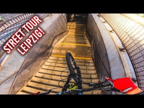 URBAN DOWNHILL MOUNTAIN BIKING LEIPZIG 2019 - Rose Bikes Soulfire DH - Lukas Knopf להורדה