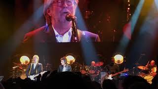 Eric Clapton and Ronnie Wood - Badge (Cream) - Eventim Apollo - London 17 February 2020