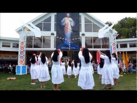 Đại Hội LÒNG THƯƠNG XÓT CHÚA 2012, Stockbridge, MA.wmv
