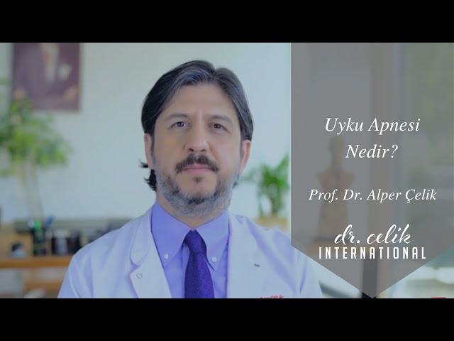 Uyku Apnesi Nedir? | Prof. Dr. Alper Çelik ile #metabolikcerrahi Hakkında