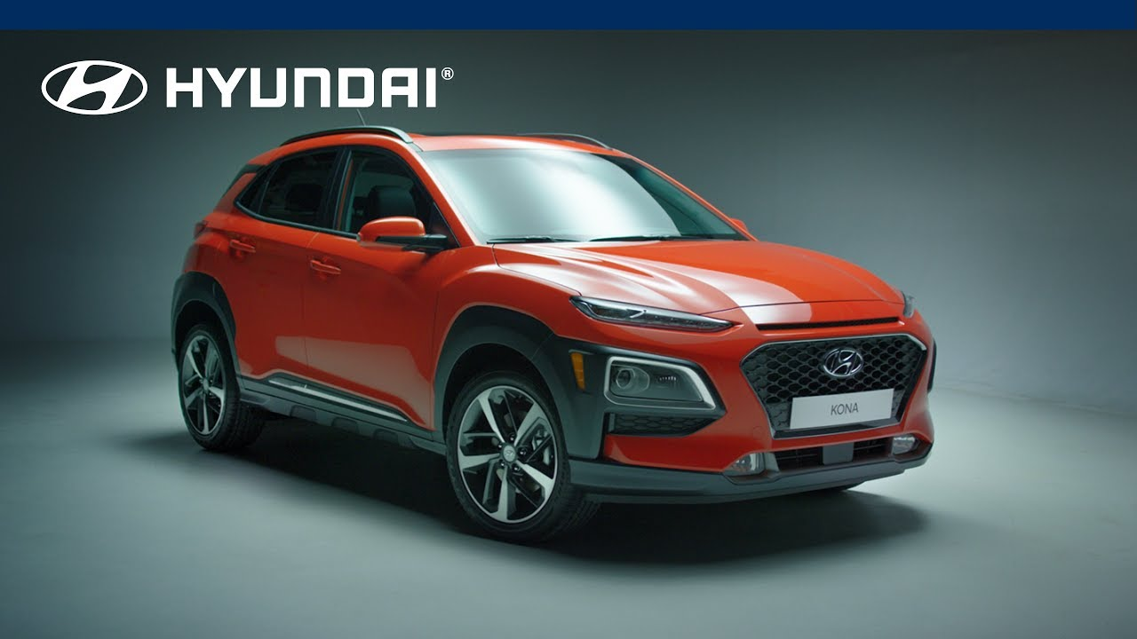 2019 Kona Explore The Product Hyundai Canada