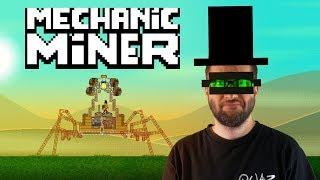 Mechanic Miner - steampunkowy astronauta-konstruktor