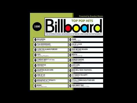 Billboard Top Pop Hits  1996