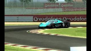 Maserati MC12 FIA GT Adria 2008 Videos