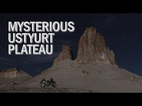 """MYSTERIOUS USTYURT PLATEAU""- ENDURO MOTORCYCLE TOUR"