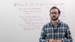 5 Things I Wish I Knew as an Agency Marketer - Whiteboard Friday