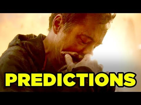 INFINITY WAR - Next Movie Predictions! HOW TO SOLVE IT! #NerdTalk