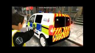 British Peugeot Bipper Police AA Royal Mail Vans Released PC Mods