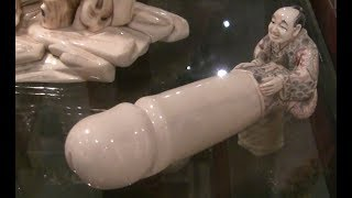 Поход в самый большой в мире Музей Эротического Искусства