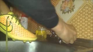 Как нужно мыть футбольные бутсы ?(, 2015-10-24T07:59:45.000Z)