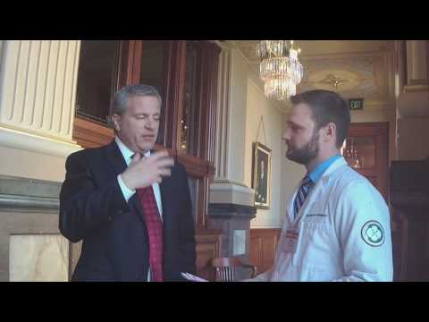 State Rep. Rob Martwick Capitol update -- constituent meeting