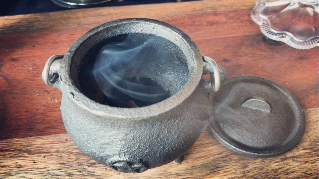 Black Salt | Witch's Salt | Magical Recipe