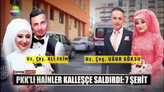 PKK'lı hainler kalleşçe saldırdı: 7 şehit