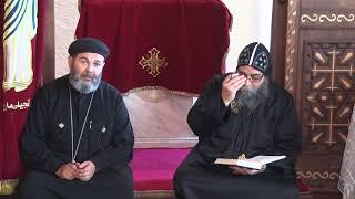 كلمه الانبا اسطفانوس  اسقف بابا و الفشن لدرس الكتاب - ج١
