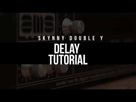 How To Use Delay In Fl Studio 12 (Native & 3rd Party Plugin Tutorial)