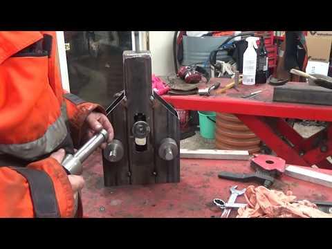 Homemade Roller bender/Ring roller