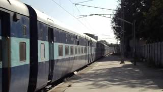 Yeshwantpur jabalpur Express lead with ALCO