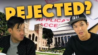 REJECTED FROM COLLEGE?! - Lunch Break!