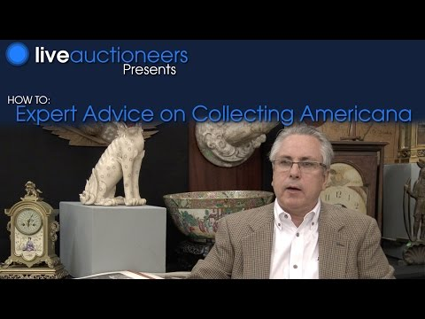 How To: Expert Advice on Collecting Americana Art and Antiques from John McInnis