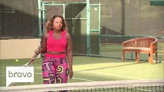 RHOA: Can Phaedra Parks Trust Kenya Moore? (Season 9, Episode 17) | Bravo