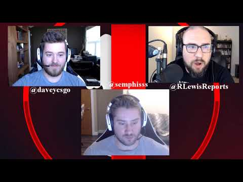 Peekers Advantage: Episode 8 w Richard Lewis  PED's in esports, cheating in csgo