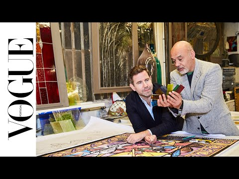 Christian Louboutin, L'Exhibition[niste] | Vogue Interviews