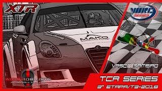 VORC Series TCR @ Vasco Sameiro - 3ª Etapa T3/2018