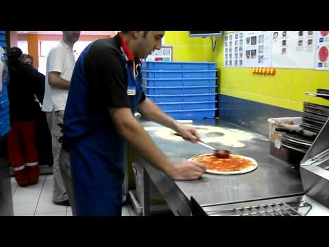 Domino's Pizza Turkish Quality