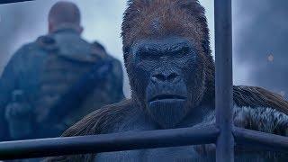 Планета обезьян: Война - Трейлер на Русском #4 | 2017 | 2160p