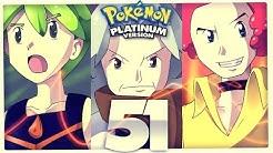 Let's Play Pokémon Platin Part 51: Die Sinnoh Liga!