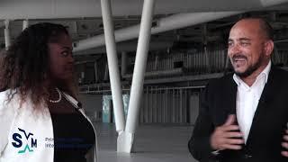 CEO Brian Mingo SXM Airport  Rebuild Recover Reinvent TV