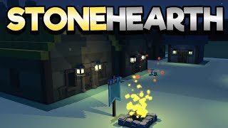 Stonehearth Gameplay Impressions 2017! - #5 Missing Episode! Sorry!