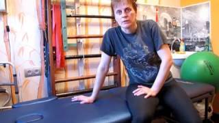 Разработка колена до нормы / Knee development to normal
