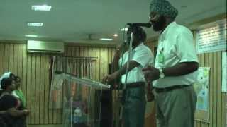 Christian Punjabi Song Sung by Our B.Th Students From Punjab.mp4