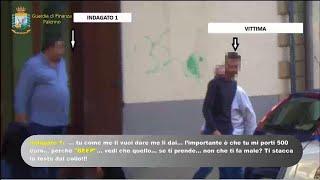 Palermo, la minaccia dell'usuraio alla vittima:
