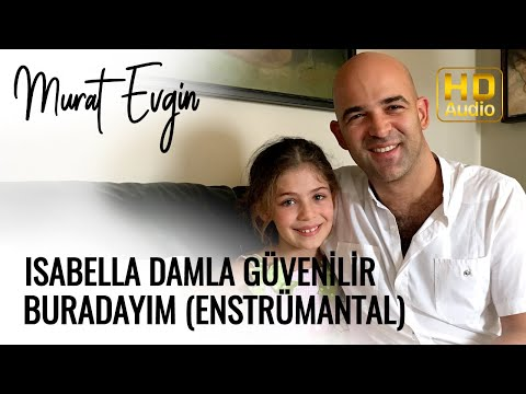 Isabella Damla Güvenilir - Buradayım ( Enstrümantal ) | Elif Dizisi Müzikleri