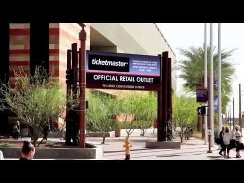 The Phoenix Convention Center