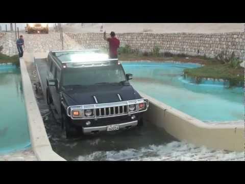Kuwait Hummer Adventurers Team BIC